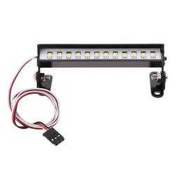 1/12 1/16 Scale RC Car Model 12 White Leds Roof Light Bar DI