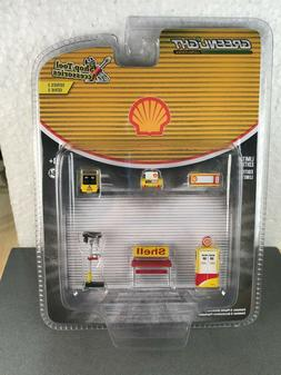 1:64 Greenlight Auto Body Shop Tools Accessories 3 -Kendall