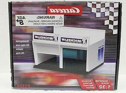 CARRERA 21104 PIT STOP LANE DOUBLE GARAGE NEW 1/24 1/32 SLOT