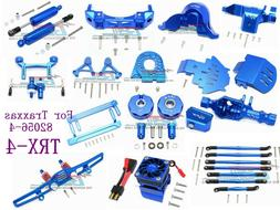 GPM Alu.Parts Accessories for 1/10 Traxxas 82056-4 TRX4 & Tr