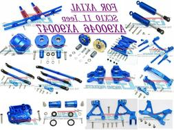 GPM Aluminum Parts Accessories for 1/10 scale Axial SCX10 II