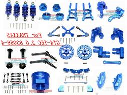 GPM Aluminum Parts Accessories for 1/10 Traxxas RC GT4-Tec 2