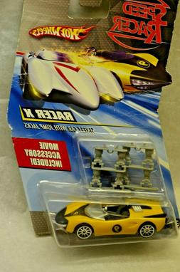 Hot Wheels Car Speed Racer X With Spear Hooks Movie Accessor