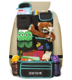 Car Organizer for Back Seat | Eco-Friendly & Strong | Kick M