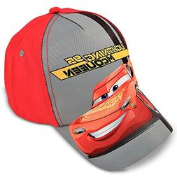 Disney Cars Lightning McQueen Cotton Baseball Cap, Little Bo