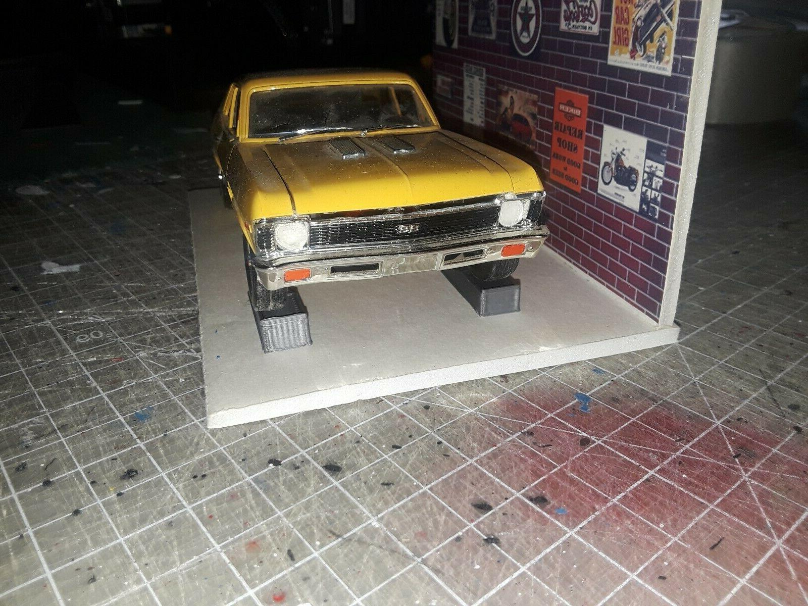 1:24 Scale Car Accessories For 1/24 1/25