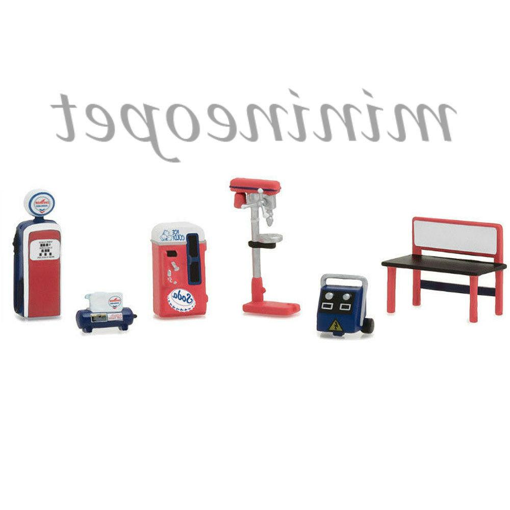 13156 muscle shop tools chevron accessories