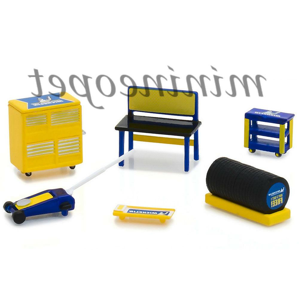 13161 gl muscle shop tools set accessories