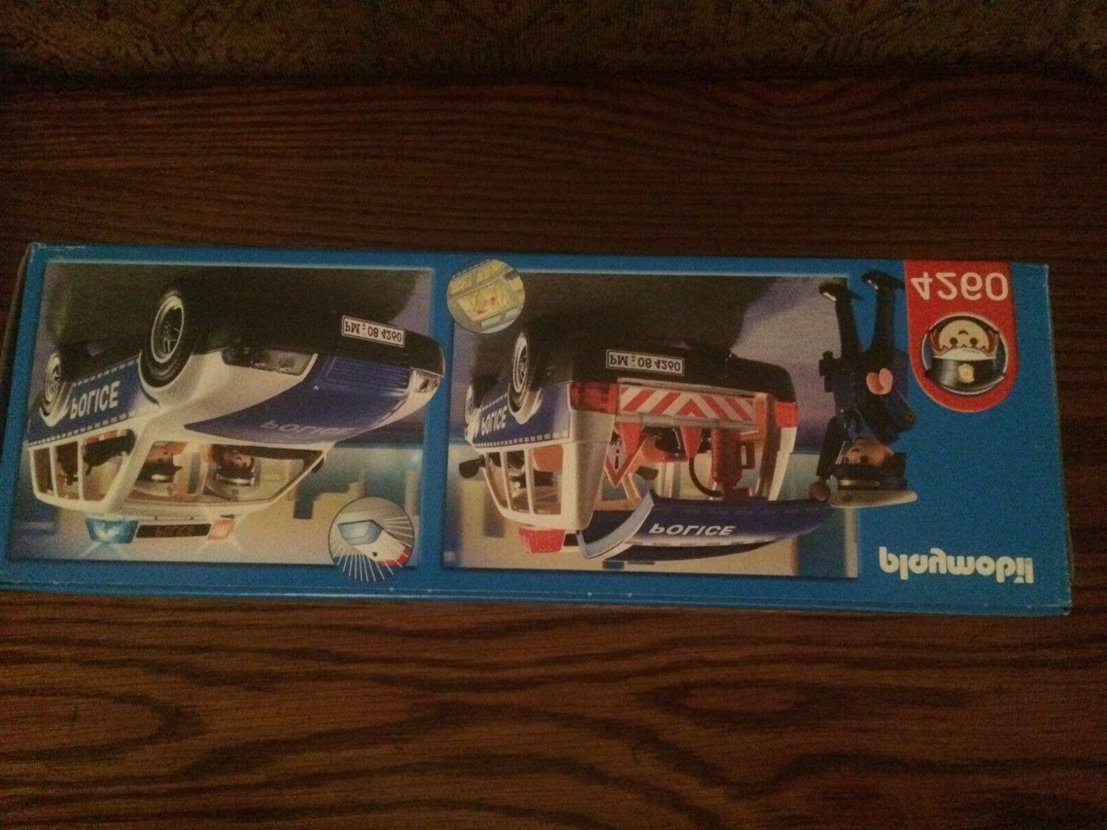 Playmobil Car with and /Box!