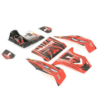 Body Shell Cover Tail Accessories Car