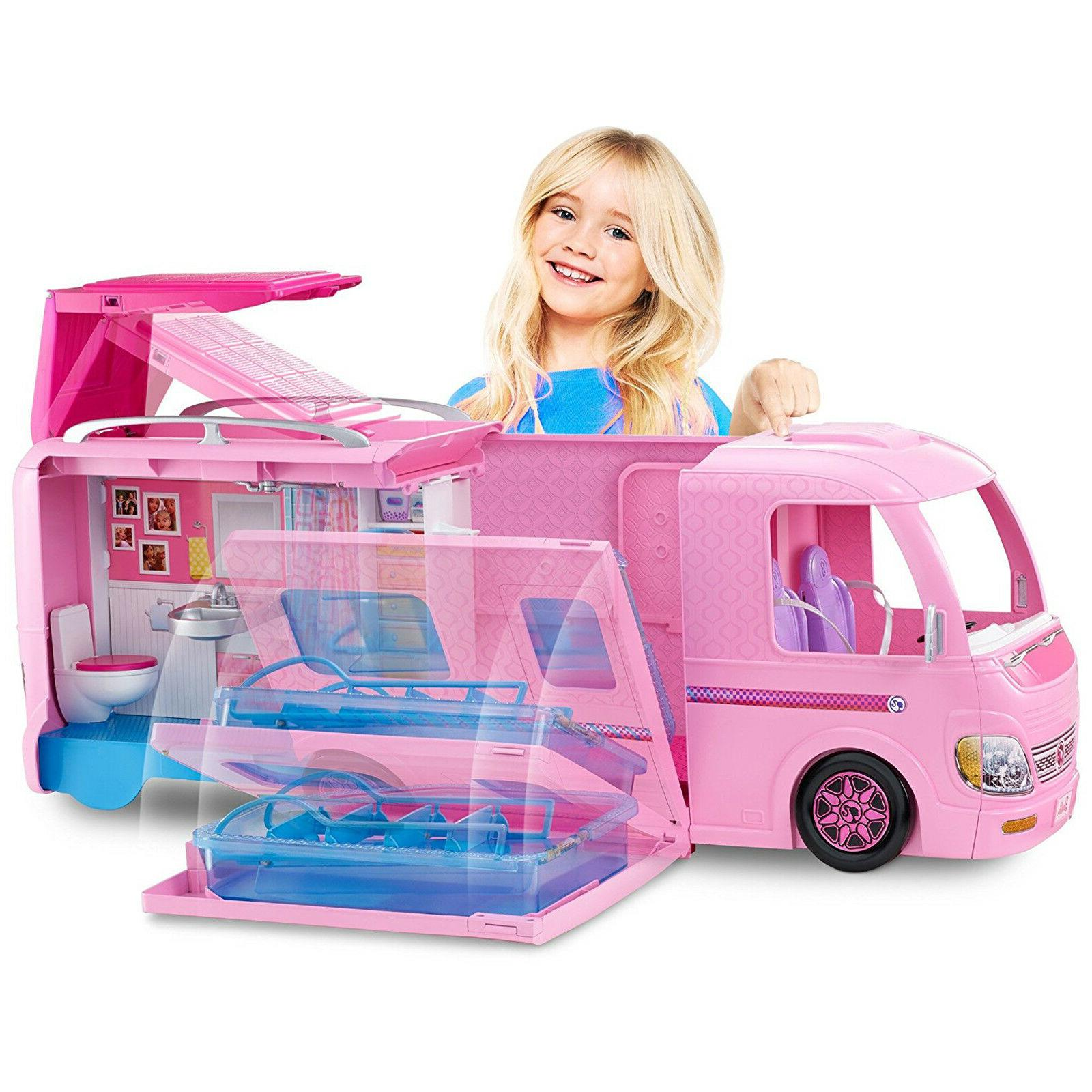 Barbie House Vehicle Furniture Doll Up