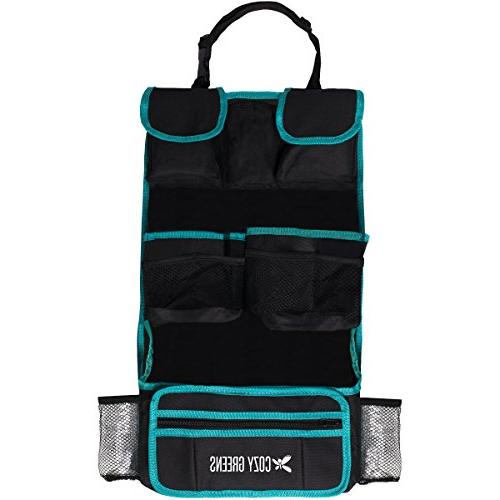 Car Seat Strong Protects Backseat | Kids for Travel Phone & Baby