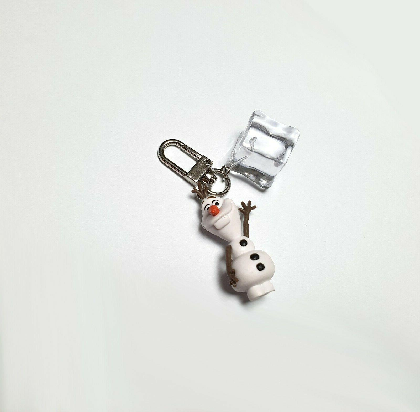 frozen 2 key chain and car key