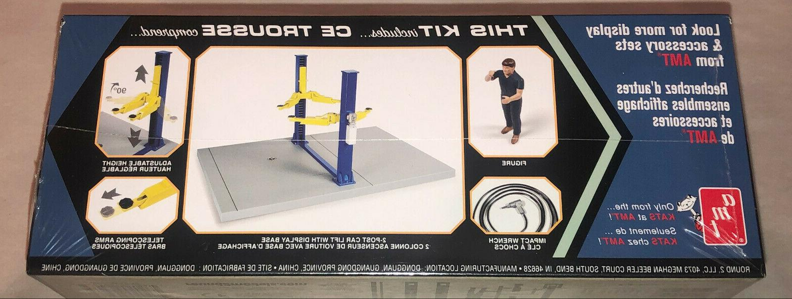 AMT Garage Accessory 3 Get Car 1:25 scale model kit new
