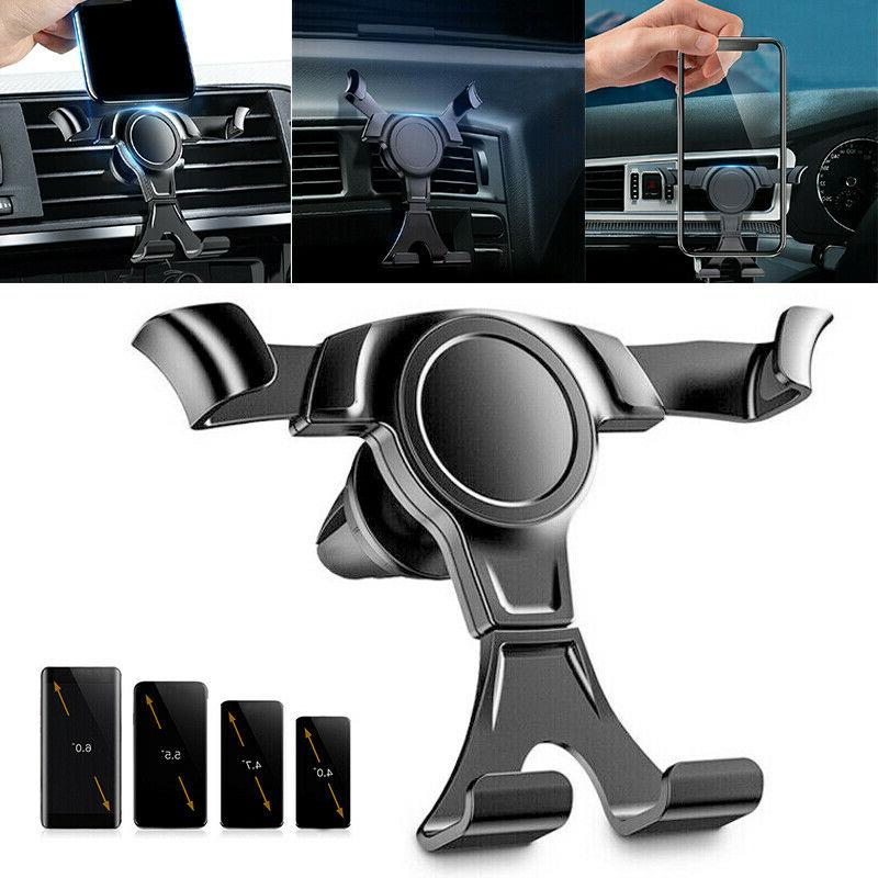 Gravity Phone Air Vent Stand Accessories