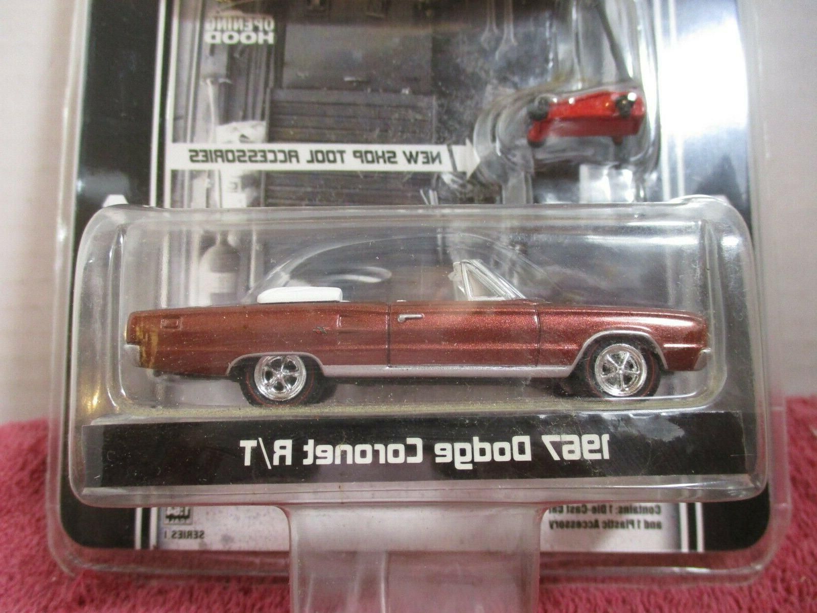 GREENLIGHT MUSCLE DODGE CORONET R/T ACCESSORIES