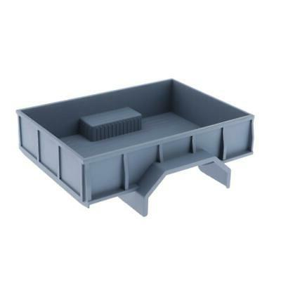 Plastic Trailer for 1/16 Scale MN35 RC Car Accessories