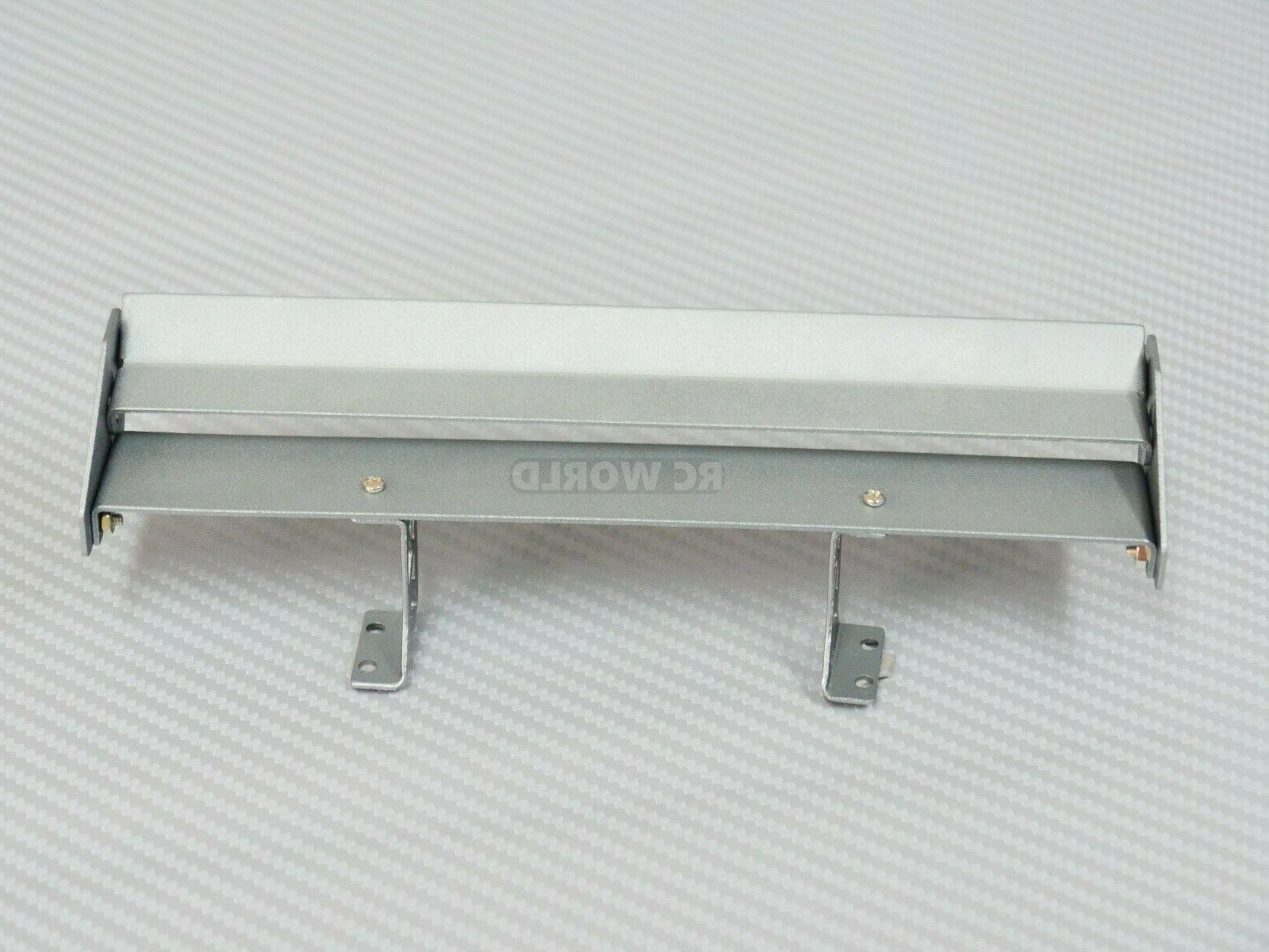 RC 1/10 Car -METAL Double WING For 185mm