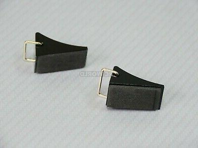 RC 1/10 Scale Truck Accessories Metal CHOCKS Stop