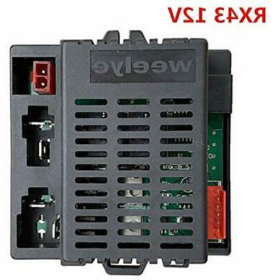 rx43 12v rideon toys and accessories control
