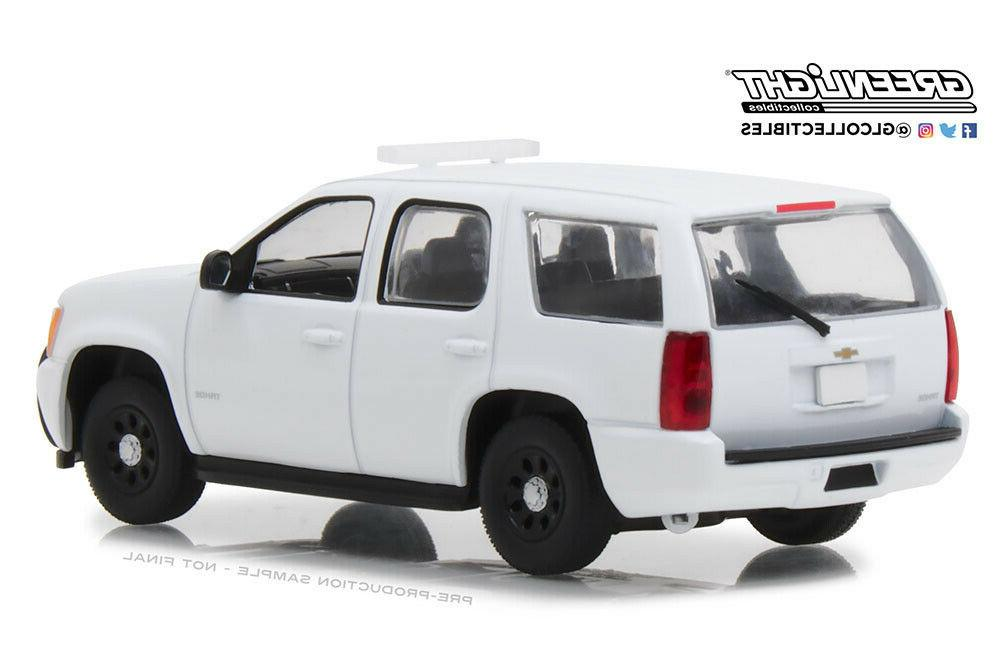 Scale CHEVROLET Tahoe with Whit