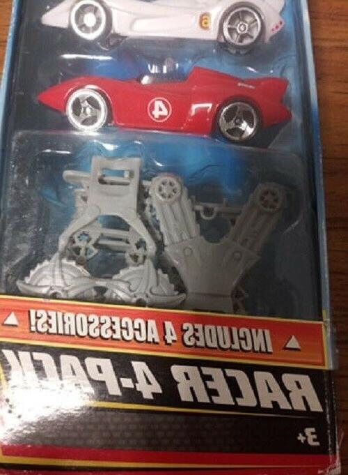 SPEED RACER HOT SET CARS AND ACCESSORIES