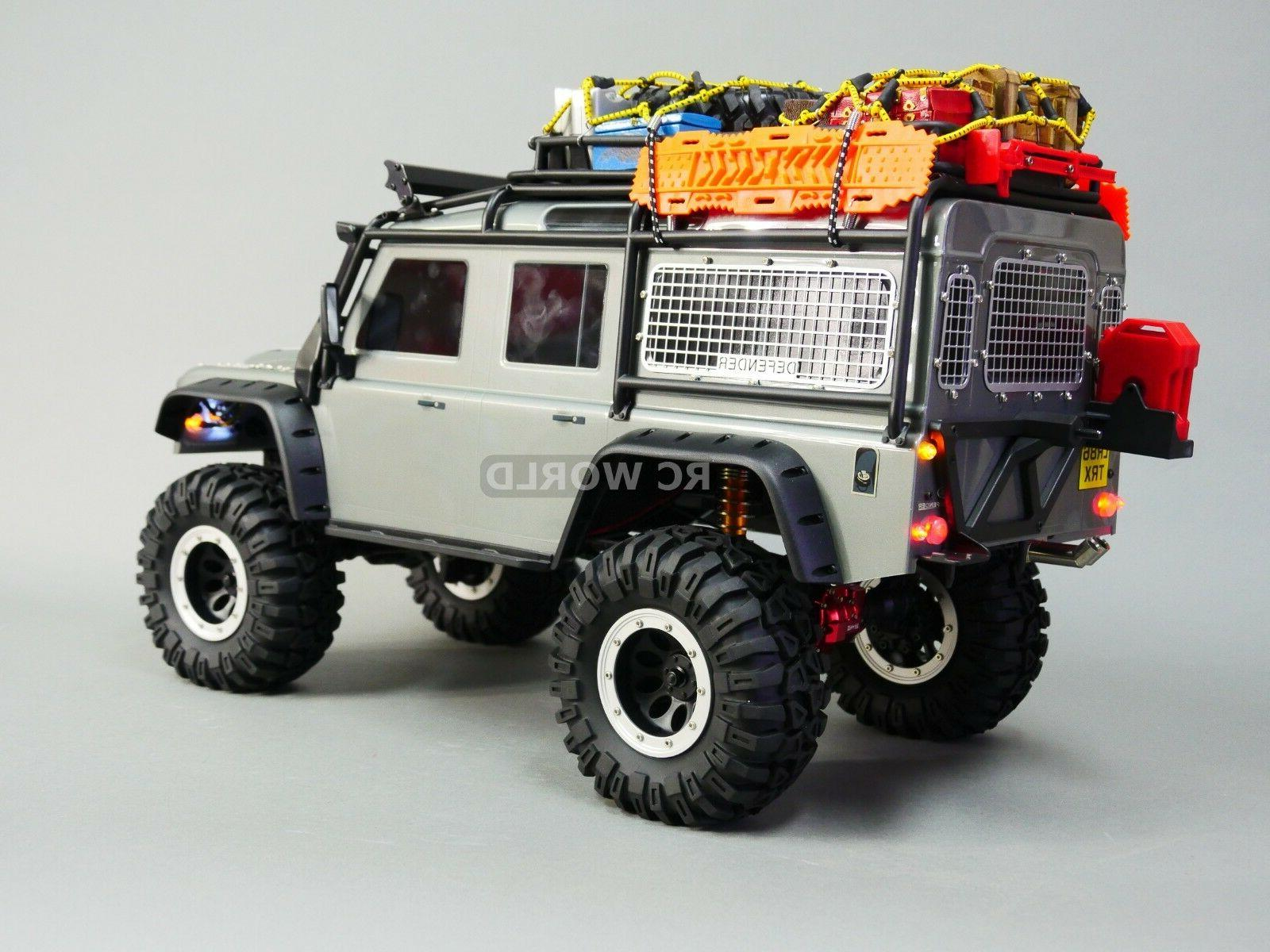 For TRX4 EXHAUST For