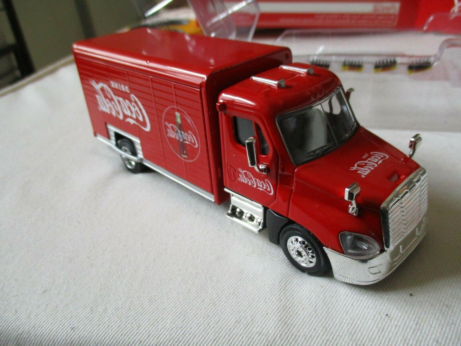 Truck Coca-Cola With
