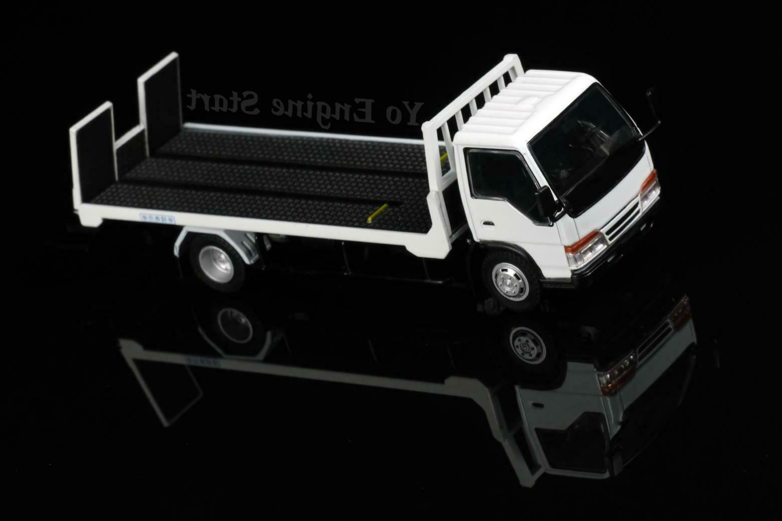Y.E.S. Isuzu Flatbed Tow with accessories