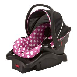 Disney Light 'n Comfy Infant Car Seat, Minnie Dot