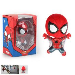 Marvel Cute Spiderboy Spider Home Coming Bobble Head Figure