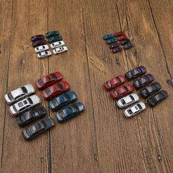 Model Car Vehicles Train Scenery Track Layout Accessories Sc