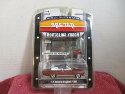 GREENLIGHT MUSCLE CAR 1967 DODGE CORONET R/T WITH ACCESSORIE
