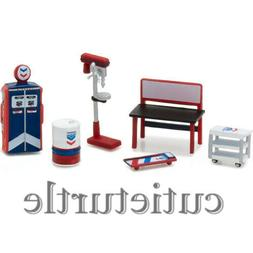 Greenlight Muscle Shop Tools Standard Oil Accessories for 1: