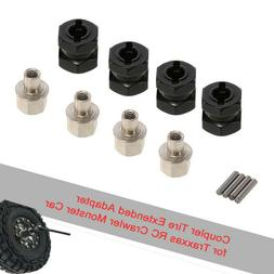 NEW 12mm RC Car Widen Adapter Accessories Set for 1/10 TRAXX