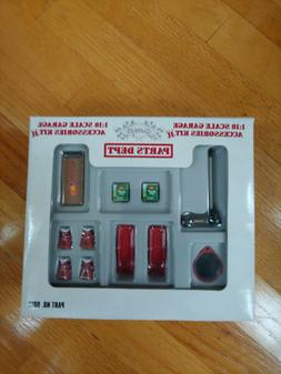New Unopened 1/18 SCALE GMP PARTS DEPT. ACCESSORIES KIT II #