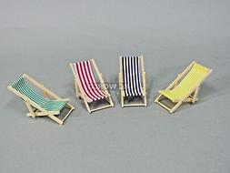 RC 1/10 Scale Accessories BEACH CHAIRS Foldable Chair