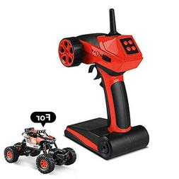 Remote Control For 1/16 2.4G 171602 RC Cars Off-Road Monster