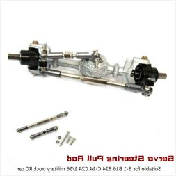 Steering Pull Rod Upgrade Parts Accessories for WPL 1/16 RC