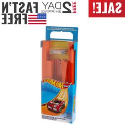 Hot Wheels Track Builder Curve Kit Accessory with car