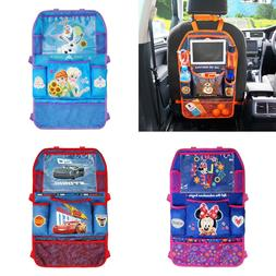 Disney Transit Car Seat Organiser for Children with Tablet H