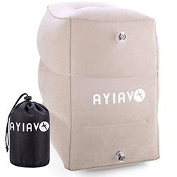 Travel Pillow Travel Accessories Pillows Foot Rest Portable